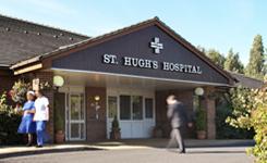 St Hughs Hospital Grimsby