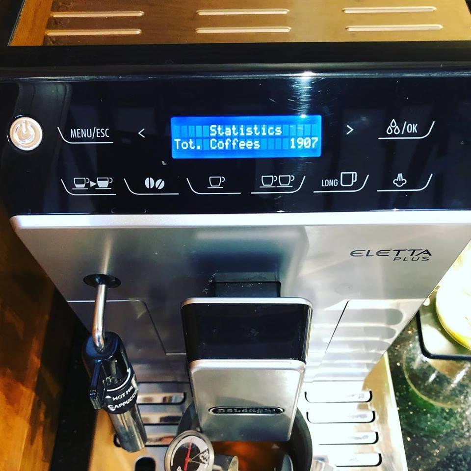 Coffee at HPS